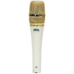 Heil Sound PR 20 Dynamic Cardioid Handheld Microphone (White)