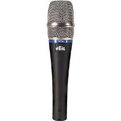 Heil Sound PR 22 Dynamic Cardioid Handheld Microphone (Black)