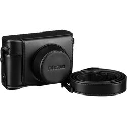 Fujifilm LC-X100F Leather Case (Black)