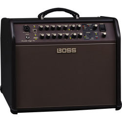 BOSS ACS Pro 120W Combo Amplifier for Acoustic Guitar and Vocals