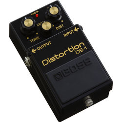 BOSS DS-1 Distortion Pedal (40th Anniversary, Limited Edition)