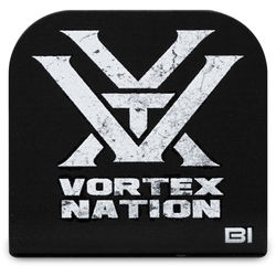 Vortex Nation Hat Clip (Black)