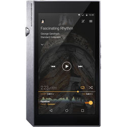 Pioneer XDP-300R Digital Audio Player (Silver)