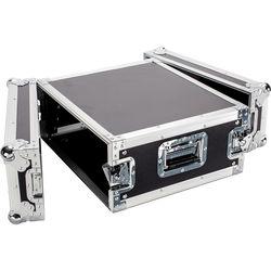 """DeeJay LED  4 RU Amplifier Deluxe Case (18"""" Deep)"""