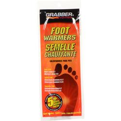 Grabber Foot Warmer Insoles (Small/Medium)