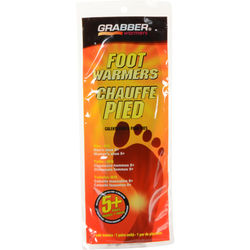 Grabber Foot Warmer Insoles (Medium/Large)