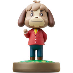 Nintendo Digby amiibo Figure (Animal Crossing Series)