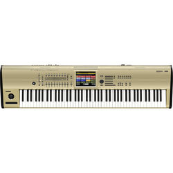 Korg Kronos 88 - Music Workstation with SGX-2 Engine (Limited-Edition Gold)