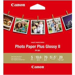 Photo Paper Plus Glossy Ii Bh Photo Video