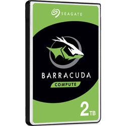 """Seagate 2TB BarraCuda Compute 5400 rpm SATA 2.5"""" Internal HDD"""