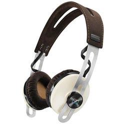 Sennheiser HD 1 On-Ear Wireless Headphones with Integrated Microphone (Ivory)