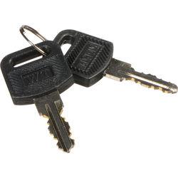 Luxor Key for LLTM30-B Tablet/Chromebook Charging Cart (2-Pack)