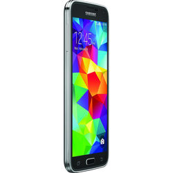 Samsung Galaxy S5 SM-G900T 16GB T-Mobile Branded Smartphone (Unlocked, Charcoal Black)