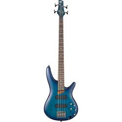 Ibanez SR500 SR Series Electric Bass Guitar (Sapphire Blue Flat)