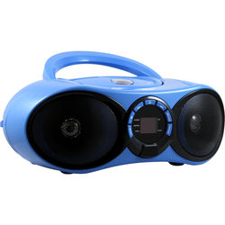 HamiltonBuhl AudioMVP Boombox Bluetooth CD/FM Media Player