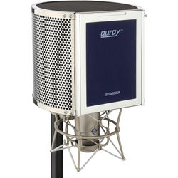 Auray ISO-ARMOR Pro Isolation Chamber for Recording Microphones