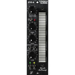 Lindell Audio EVO-6 500 Series Discrete Microphone Preamp