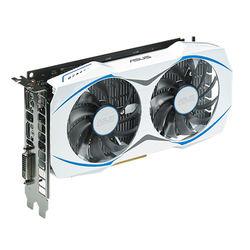 ASUS Dual OC Radeon RX 460 Graphics Card