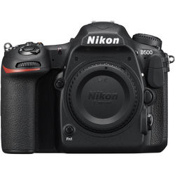Nikon D500 DSLR Camera (Body Only, Refurbished by Nikon USA)