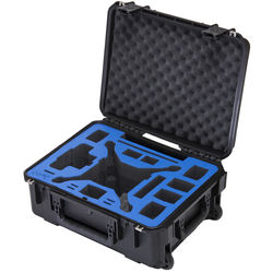 Go Professional Cases Compact Carrying Case with Wheels for DJI Phantom 4 / Phantom 4 Pro / Phantom 4 Pro+