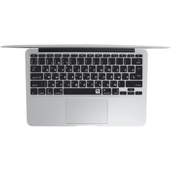 """EZQuest Russian Keyboard Cover for the 13.3"""" MacBook Pro without Touch Bar (Late 2016) & 12"""" MacBook (Early 2016)"""