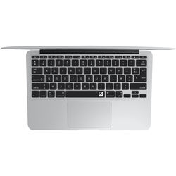 """EZQuest French Keyboard Cover for the 13.3"""" MacBook Pro without Touch Bar (Late 2016) & 12"""" MacBook (Early 2016)"""