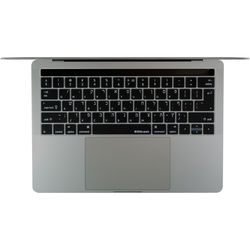 """EZQuest Hewbrew/English Keyboard Cover for the 13.3"""" & 15.4"""" MacBook Pro with Touch Bar (Late 2016)"""