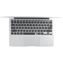 "EZQuest Arabic/English Keyboard Cover for the 13.3"" MacBook Pro without Touch Bar (Late 2016) & 12"" MacBook (Early 2016)"