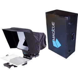 MagiCue Mobile Teleprompter Kit with Hard Case