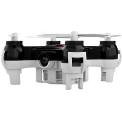 MOTA JETJAT Nano-C Camera and Video Drone with microSD Card Slot (Black/White)