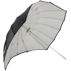 "Angler ParaSail Parabolic Umbrella (White with Removable Black/Silver, 45"")"