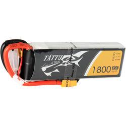 Tattu 45C LiPo Battery Pack (1800mAh, 11.1V, 3S1P)