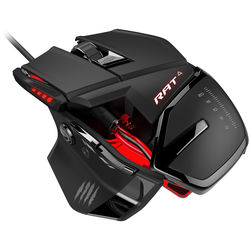 Mad Catz RAT 4 Optical Wired Gaming Mouse