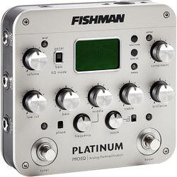 Fishman Platinum Pro EQ Analog Preamp and DI