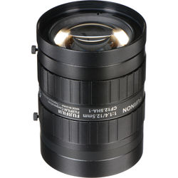 "Fujinon CF12.5HA-1 1"" 12.5mm Industrial Manual Lens for C-Mount Machine Vision Cameras"