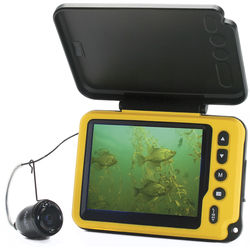 "Aqua-Vu AV Micro Plus Underwater Camera System with Full Color Camera & 3.5"" LCD Display"