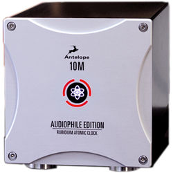 Antelope Audiophile 10M Atomic Clock