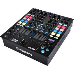 Mixars QUATTRO Professional 4-Channel Mixer and Controller for Serato DJ