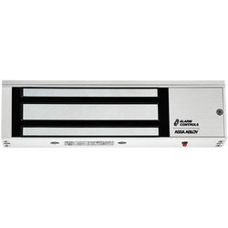 Alarm Controls Model 1200LB Magnetic Lock with Door Status Sensor and Instant Release