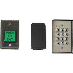Alarm Controls LNB-12 Lock N' A Box with 1200 lb Magnetic Lock