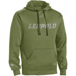 Leupold Logo Hoodie (2XL, Shadow Green)