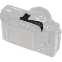 FotodioX Pro Thumb Grip for Select Compact Digital Cameras - Type-B (Black)