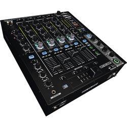Reloop RMX-90 DVS Digital 4+1 Channel DJ Mixer with Built-in EFX