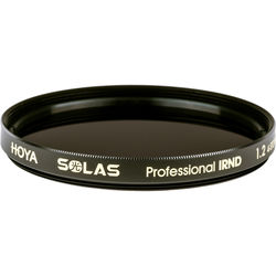 Hoya 58mm Solas IRND 1.2 Filter (4 Stop)