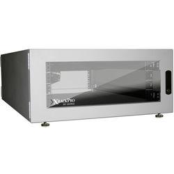 XRackPro XRackPro2 Noise Reduction Server Rack Enclosure (4 RU, Platinum)