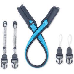 Pacsafe Carrysafe 75 GII Anti-Theft Neck Strap (Blue)