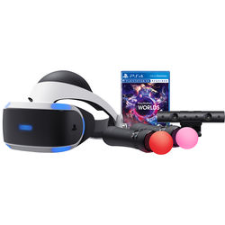 Sony PlayStation VR VR Worlds Bundle (PS4)