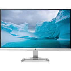 "HP 25er 25"" 16:9 IPS Monitor (Silver / White)"