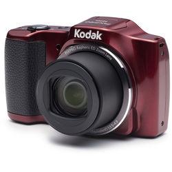 Kodak PIXPRO FZ201 Friendly Zoom Digital Camera (Red)