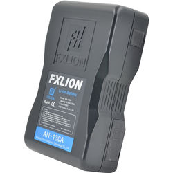 Fxlion Cool Black Series AN-130A 14.8V Lithium-Ion Gold Mount Battery (130Wh)